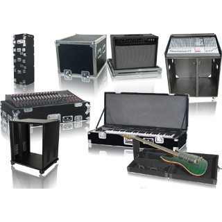 Grundorf Professional Cases & Racks
